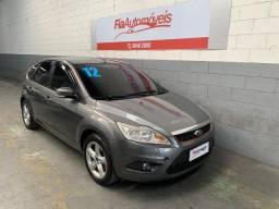 Ford Focus 1.6 flex 2012 ( peq.entrada + 48x 625,00 fixas )