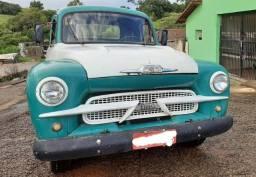 Chevrolet Brasil 1960 carro antigo raridade