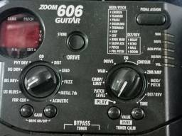 Pedaleira Zoom 606