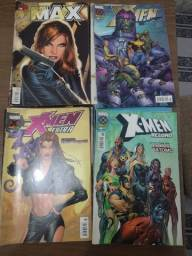Título do anúncio: Revistas X Man