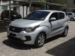 Fiat Mobi Like 2017 cor prata bari, bem completo, único dono, IPVA vai pago