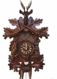 Relógio Cuco de parede