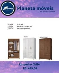 Título do anúncio: Guarda Roupa Chile