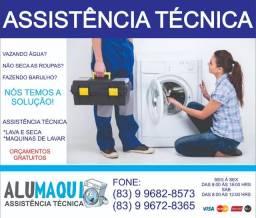 Assistência Técnica em Maquinas de Lavar ( Orçamentos Gratis )