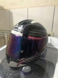 Título do anúncio: Vendo capacete helt