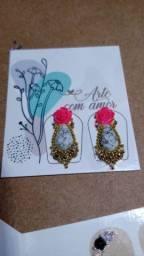 Título do anúncio: Jóias de unhas luxo / adesivos 3D