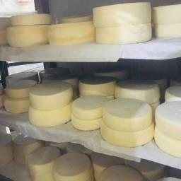 Título do anúncio: Vendo queijos meia cura e curado