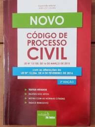 Novo Código De Processo Civil - Jair Lot Vieira