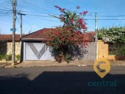 Casa à venda com 3 dormitórios em Vila santa luzia, Bauru cod:6222