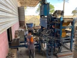 Título do anúncio: Vendo fábrica de blocos de cimento em Birigüi -Sp
