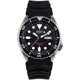 Relógio De Pulso Seiko Skx007k Cal 7s26 Diver Mov Automático