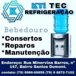 Bebedouro, Refrigeração KTi TEC