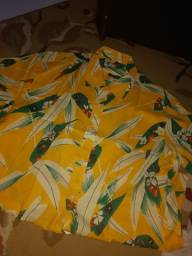 Blusas Masculino tecido fino