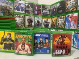 Título do anúncio: Xbox one e series s  x