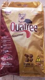 Ração Quatree Gourmet 25kg