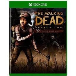 The walking Dead season two x box one