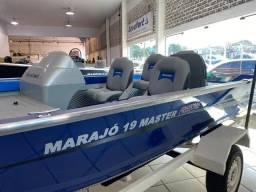 Lancha Levefort Marajó 19 Pés Master Freestyle, Nova, à pronta entrega