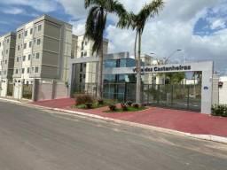 Título do anúncio: Cond. Vista das Castanheiras com área Garden -Quitado- 2 quartos- elevador-Planalto