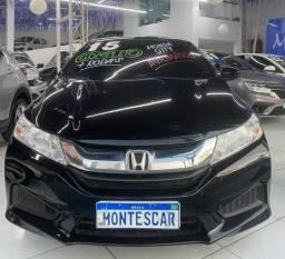 Título do anúncio: Honda City LX 1.5 Automático