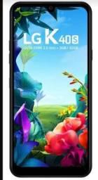 Vende-se Celular LG K40s Azul