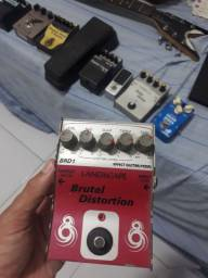 Vendo pedal Brutal Distortion