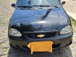 Título do anúncio: Corsa sedan wind 1.0 com gnv R$11.500,00