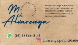 Título do anúncio: Cartão de visitas e logo originais para sua empresa/marca.