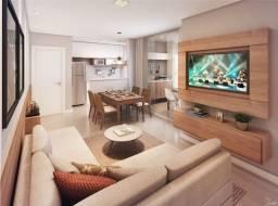 CC Apartamento 2 quartos, 55m² Lazer Completo