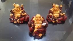 03 Estatuetas Budas!