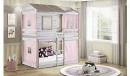 Título do anúncio: Beliche infantil casinha