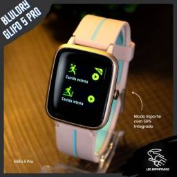 ?Relógio Smartwatch - A prova de água, com GPS - Glifo 5 Pro