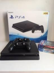 Título do anúncio: Playstation 4- 1 TB (Zerado)