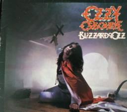 Disco de vinil usado Ozzy Osbourne - Blizzard off ozz 1981