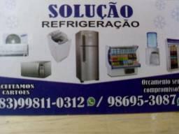 Título do anúncio: Refrigeração