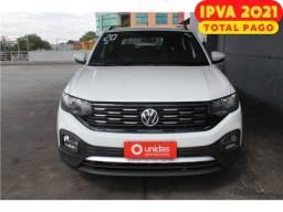 Título do anúncio: Volkswagen T-cross 2020 1.0 200 tsi total flex comfortline automático