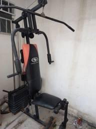 Estação de Musculação 45kg Athetic Works