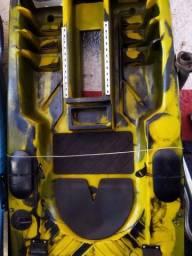 Título do anúncio: Vende-se caiaque com pedal