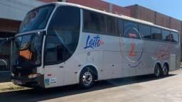 Título do anúncio: Marcopolo Ld 1550 Leito Total Leito Compras banda Dupla Turismo