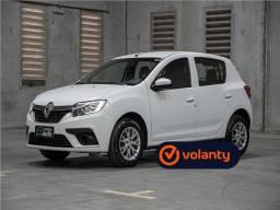 Título do anúncio: Renault Sandero 2021 1.0 12v sce flex zen manual