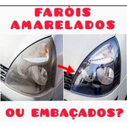 Título do anúncio: REVITALIZAÇÃO DE FARÓIS