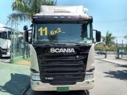 Título do anúncio: Scania G380 6x2 2011