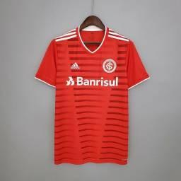 Título do anúncio: Camisas de times   Camisa titular 21/22 Internacional