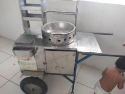 Carroça de frituras
