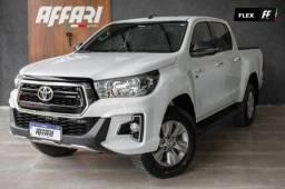 Título do anúncio: Toyota Hilux SR CD 2019 Flex