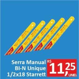 Serra manual BI-N Unique 1/2x18 - Starrett - Promoção R$11,25