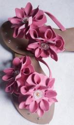 Título do anúncio: Sandálias feminina rasteirinha