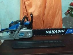 Motoserra Nakashi - NCS 550 - Nova