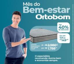 Colchão Superpocket Pró Saúde 27 x 188 x 138