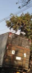 Título do anúncio: Plataforma hidráulica para caminhão 12v