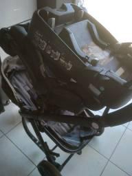 Título do anúncio: Carrinho,  bebê conforto